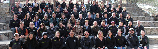 Conservation Legacy staff group photo